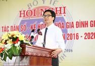 """Phó Thủ tướng: Nếu không có giải pháp, Việt Nam sẽ là quốc gia có """"dân số già"""" điển hình"""