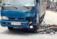 Va chạm xe tải, nam thanh niên tử vong ngay tại chỗ