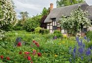 """Những khu vườn đẹp như mơ của cha đẻ """"Romeo và Juliet"""""""