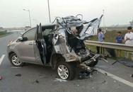 Tai nạn thảm khốc trên cao tốc Hà Nội làm 10 người thương vong