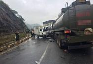 Tin mới nhất vụ phạm nhân tử vong vì xe công an và xe quân đội va chạm giao thông