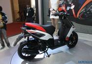 Xe Aprillia SR 150 giá dưới 33 triệu đồng sắp xuất hiện tại thị trường Việt Nam.