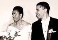 Hé lộ chi tiết đám cưới Obama 24 năm trước