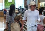 Angelina và Brad Pitt bên nhau mừng sinh nhật con