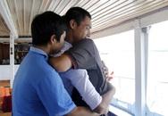 Cuộc hội ngộ trong nước mắt với ân nhân vụ chìm tàu ở Đà Nẵng