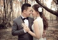 Chân dài Mai Hồng Nhung cưới chồng hơn 15 tuổi