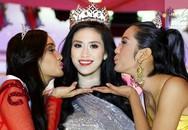 Hoa hậu nói dở tiếng Anh: 'Tôi không giỏi tiếng Anh, nhưng không quá dốt'