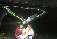 """Màn kỉ niệm 10 năm ngày cưới như """"ngôn tình"""" của cặp đôi Hà Nội"""