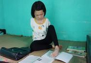 Nữ sinh không tay ước mơ vào đại học