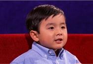 Thần đồng gốc Việt 5 tuổi làm vua hài Mỹ sửng sốt