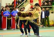 Mãn nhãn màn trình diễn võ thuật của sinh viên cảnh sát
