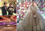 """Đám cưới 1 tỷ USD của con trai """"ông trùm"""" Nga"""