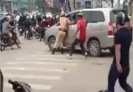 Nhân chứng kể vụ xe Innova bỏ chạy náo loạn Hà Nội