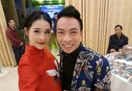 Nhan sắc thay đổi của vợ Việt Hoàn sau 4 lần thẩm mỹ
