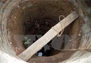 Một người bị chôn sống khi đang đào đất làm giếng nước