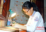 Nữ sinh đạt điểm 10 môn Văn duy nhất