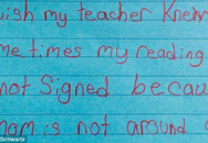 """Cô giáo sốc với câu trả lời """"ước gì"""" của học sinh"""