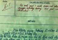 Cười đau ruột với bức thư năm 2035 của nam sinh đất Cảng