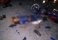 Hai xe máy đâm nhau, 4 người tử vong