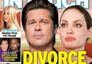 Jolie bị đồn sa thải bảo mẫu có tình ý với Brad Pitt