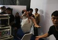 Khánh My đi cấp cứu vì ngất trên sân khấu Bước nhảy hoàn vũ