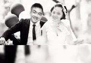 Đám cưới không chú rể và chuyện tình cảm động của cô gái 18 tuổi