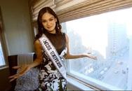 Tân Hoa hậu Hoàn vũ khoe căn hộ cao cấp ở Mỹ
