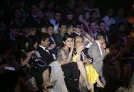 Mẹ chồng Hà Tăng chi 20.000 USD mua váy tặng Hoa hậu Pháp