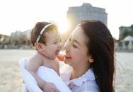 Ngắm con gái Hà Kiều Anh đáng yêu như thiên thần