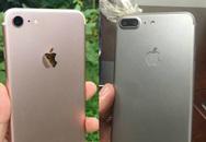 Apple bỏ nút gạt âm thanh trên iPhone 7 Plus