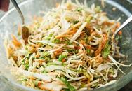 Salad củ đậu thanh mát cho ngày hè oi ả