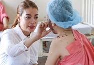 Trương Ngọc Ánh hỗ trợ sửa lại gương mặt cho nữ sinh bị tạt axit