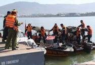 Những hình ảnh mới nhất về vụ lật tàu du lịch ở Đà Nẵng
