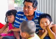 Mẹ bỏ đi, người cha đơn thân nuôi 3 con nhỏ sống lay lắt ở vỉa hè Sài Gòn