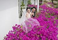 Ảnh cưới ngọt ngào của Trang Nhung