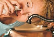 6 bước rửa mũi giúp giảm triệu chứng cảm lạnh và dị ứng
