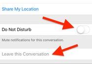 12 thủ thuật khi dùng iMessage trên iPhone có thể bạn chưa biết