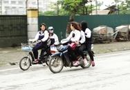 """Vi phạm giao thông bị đình chỉ học: Phụ huynh, học sinh lo """"sốt vó"""""""