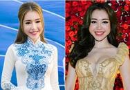 Nhan sắc biến đổi thần kỳ của hotgirl có vòng một khủng nhất Việt Nam