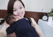 """Những hình ảnh đáng yêu của con trai Khánh Ly """"Nhật ký Vàng Anh"""""""