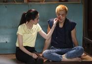 Lương Mạnh Hải bị đánh bầm dập trong phim của Ngọc Trinh