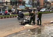 Kinh hãi 2 thiếu nữ nghi bị tạt axít ở Sài Gòn
