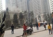 """Người dân hoảng sợ vì nổ bốt điện ở chung cư của """"đại gia điếu cày"""""""