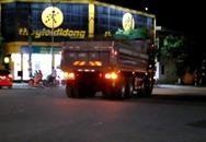 Xe tải chở đất lộng hành ở Huế: Bảo vệ đòi xóa dữ liệu của phóng viên