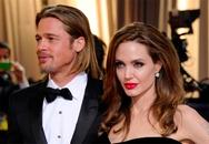 """Brad Pitt """"sập bẫy ly hôn"""" của Angelina Jolie"""