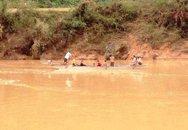 Tìm thấy thi thể học sinh bị nước cuốn trôi trên đường đi học