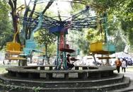 """Hà Nội: Nhiều trò chơi ở công viên Thống Nhất bị """"lãng quên"""""""