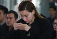 Bỏ mặc scandal, Hồ Ngọc Hà lặng lẽ đến tiễn đưa nhạc sĩ Lương Minh