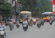 Cách lưu thông trên các tuyến phố Hà Nội trong thời gian Đại hội Đảng