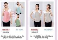 Cẩn thận với loại áo chống bức xạ cho bà bầu